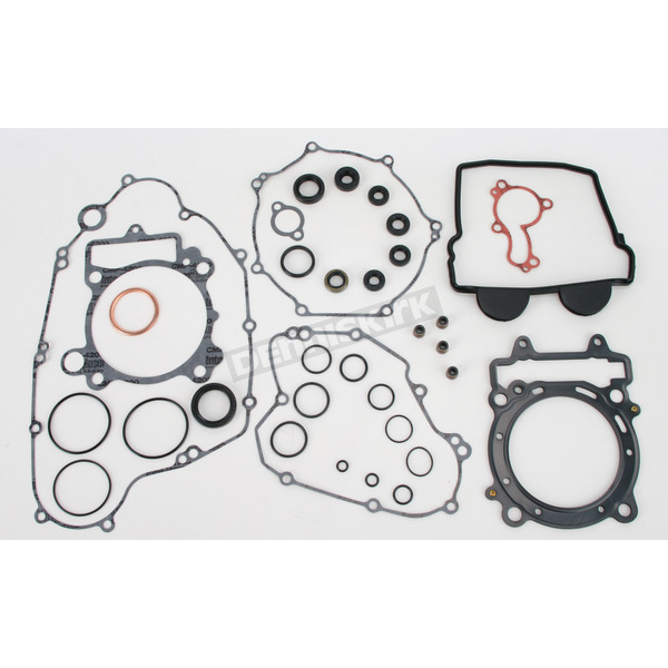 Moose Complete Gasket Set with Oil Seals - 0934-1895