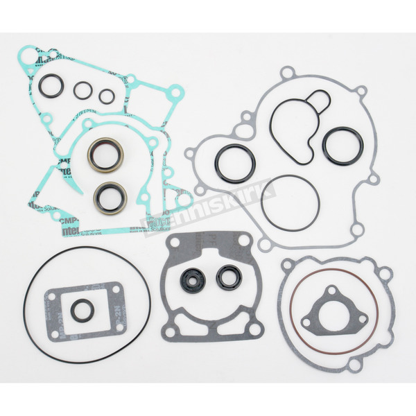 Moose Complete Gasket Set with Oil Seals - 0934-1905