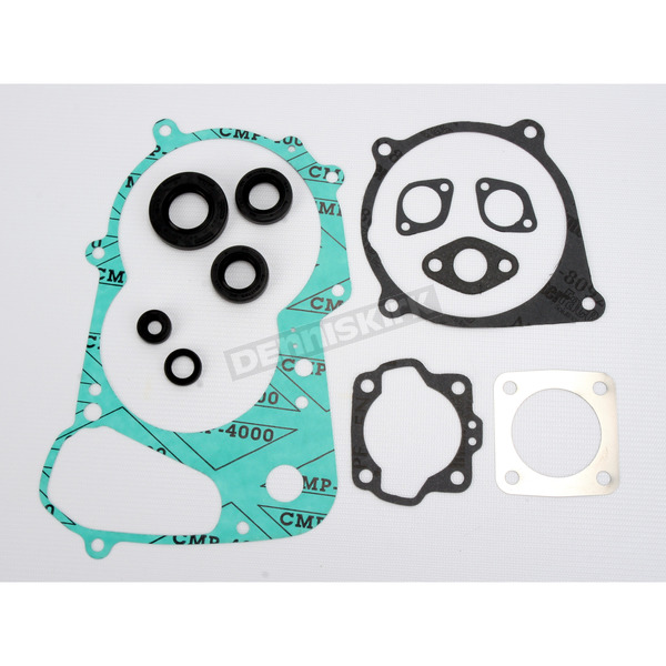 Moose Complete Gasket Set w/Oil Seals - 0934-2082