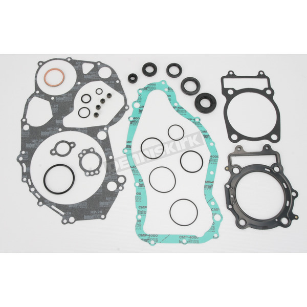 Moose Complete Gasket Set w/Oil Seals - 0934-2084