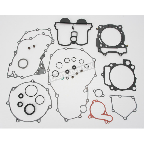 Moose Complete Gasket Set w/Oil Seals - 0934-2090