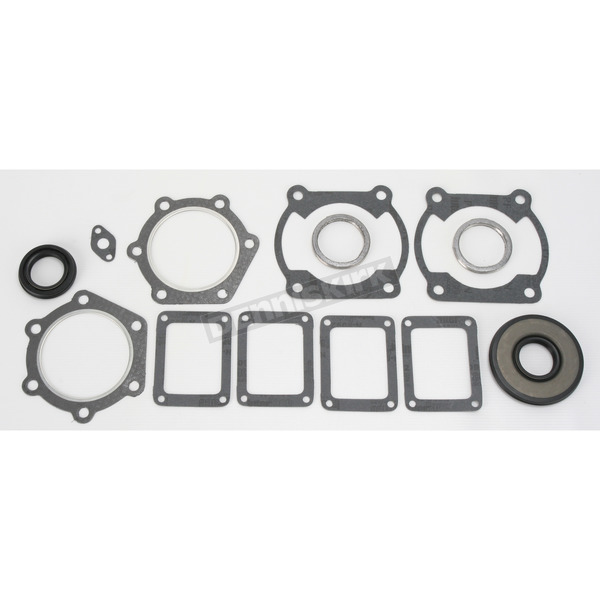 Winderosa 2 Cylinder Complete Engine Gasket Set - 711147D