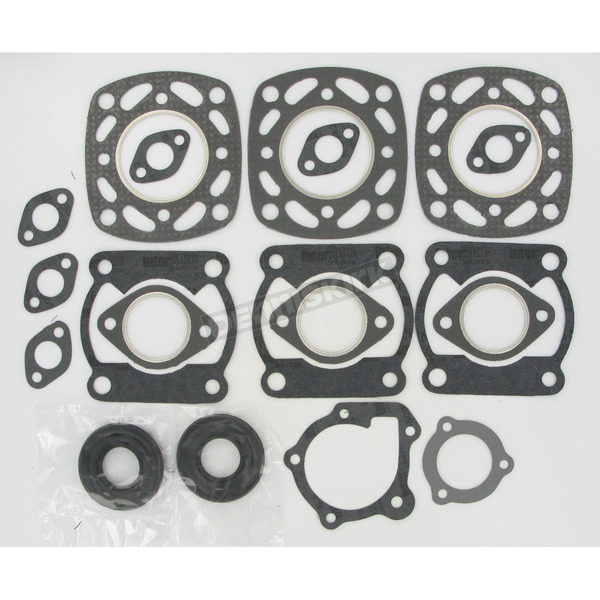 Winderosa 3 Cylinder Complete Engine Gasket Set - 711109A