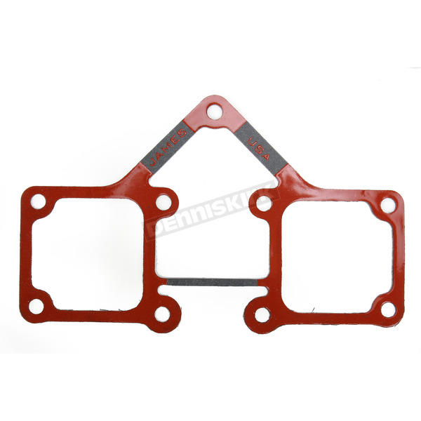 Genuine James Silicone Rocker Cover Gasket - 17540-69-X