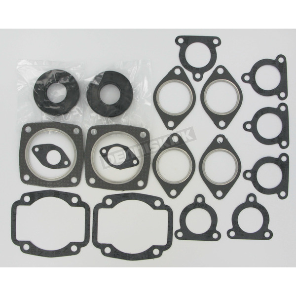 Winderosa Complete Engine Gasket Set/2 Cylinder - 711060A