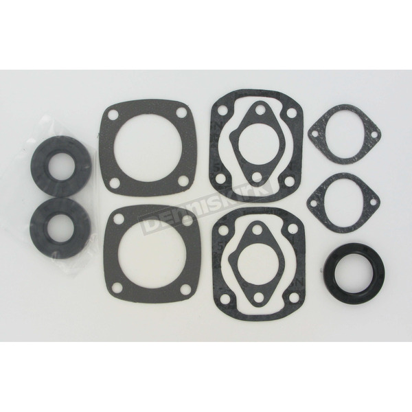 Winderosa 2 Cylinder Complete Engine Gasket Set - 711064R