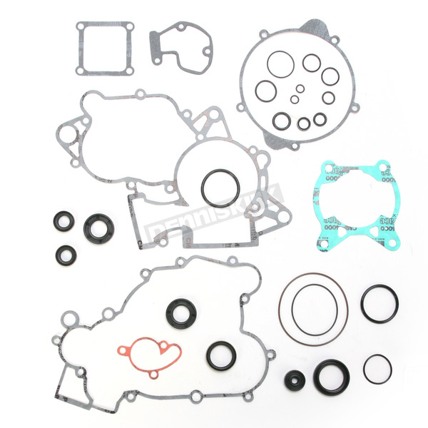 Moose Complete Gasket Set w/Oil Seals - 0934-2890