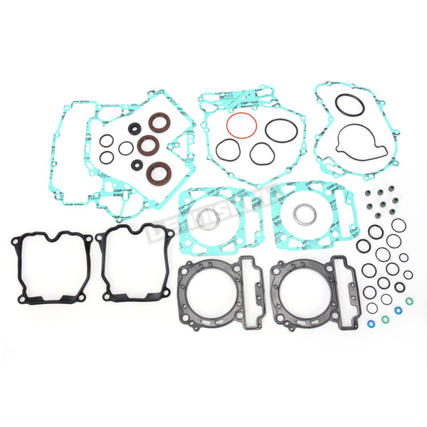 Moose Complete Gasket Set with Oil Seals - 0934-3019