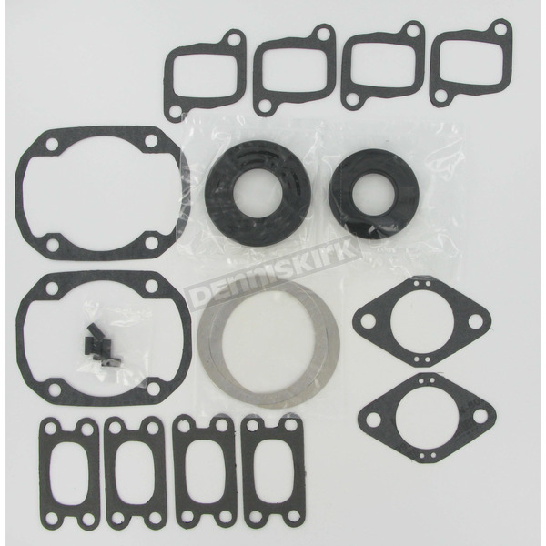 Winderosa 2 Cylinder Complete Engine Gasket Set - 711162B