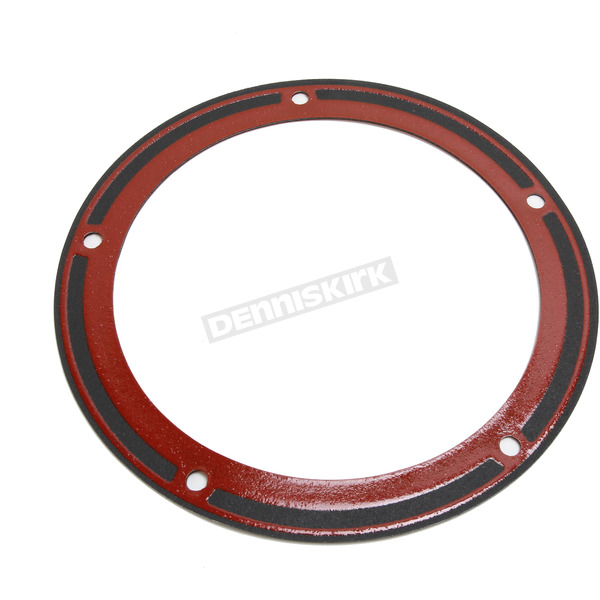 Genuine James Clutch Derby Cover Gasket (Foamet) w/Bead - 25416-99-F
