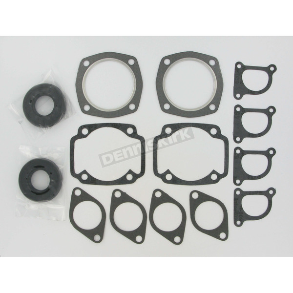 Winderosa 2 Cylinder Complete Engine Gasket Set - 711048A