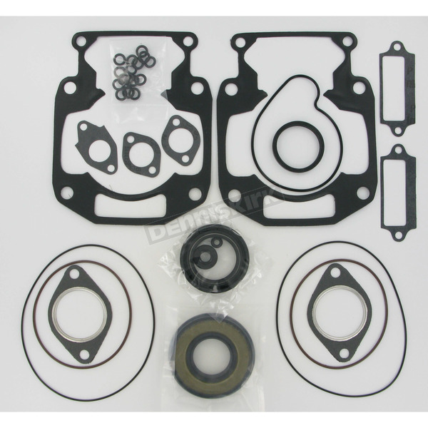 Winderosa 2 Cylinder Complete Engine Gasket Set - 711180
