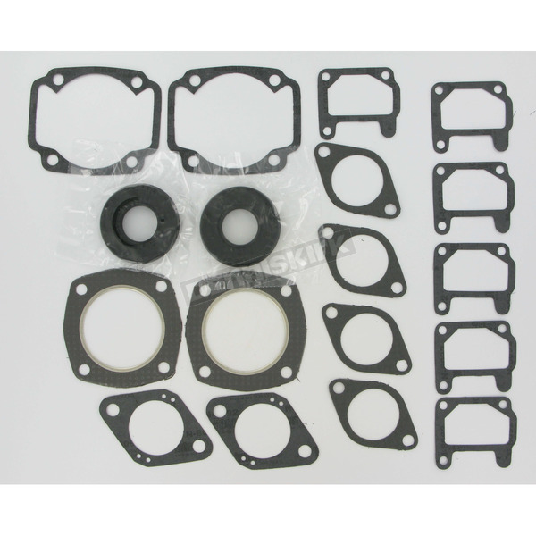 Winderosa 2 Cylinder Complete Engine Gasket Set - 711032