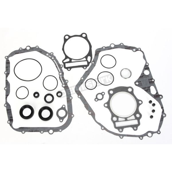 Moose Complete Gasket Kit w/Oil Seals - 0934-4586