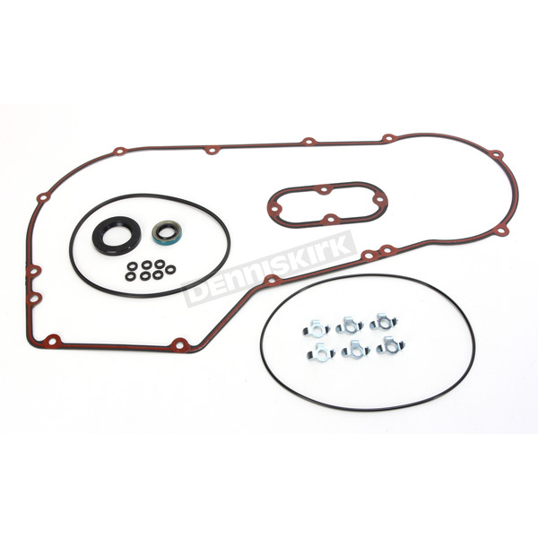 Genuine James Foamet Primary Cover w/Bead Gasket - JGI-60539-89-KF