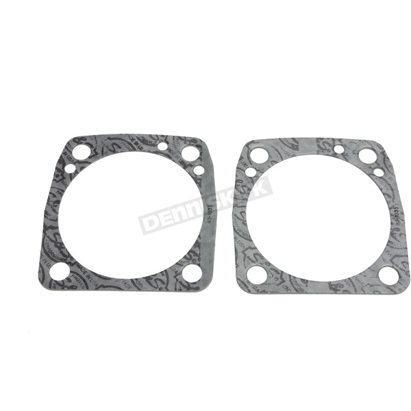 S&S Cycle Base Gaskets 3 1/2 in. Bore, .018 Thick - 930-0092