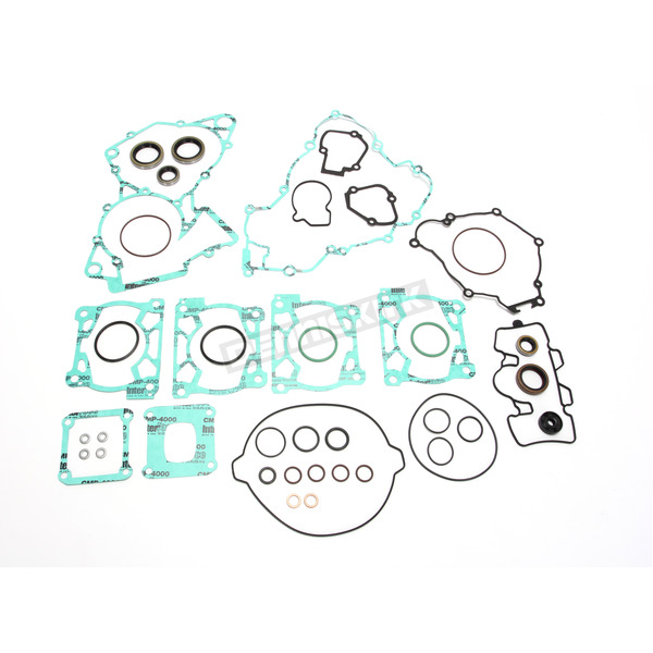 Moose Complete Gasket Kit w/Oil Seals - 0934-5366
