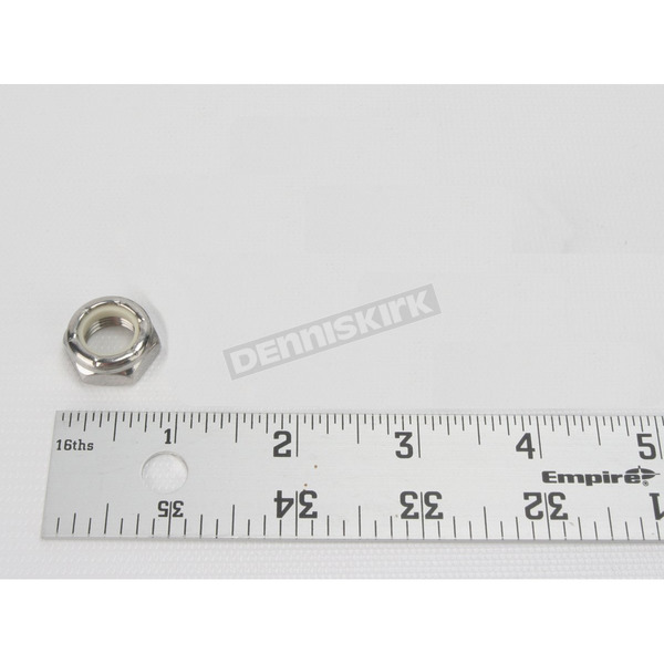 Diamond Engineering Thin Nylon Jam Locknuts - 1/2 in -20 - JLF08P-10