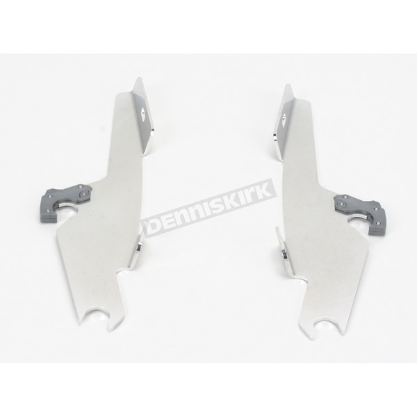 Memphis Shades No-Tool Trigger-Lock Hardware Kit to Change from Sportshield to Fats/Slim or Batwing - Plates Only - MEM8880