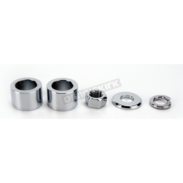 Colony Front Axle Spacer/Nut Kit - 2514-5
