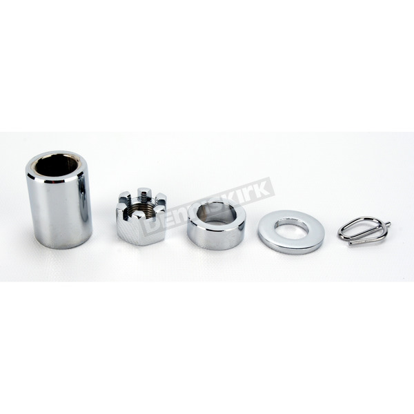 Colony Rear Axle Spacer/Nut Kit - 2150-5