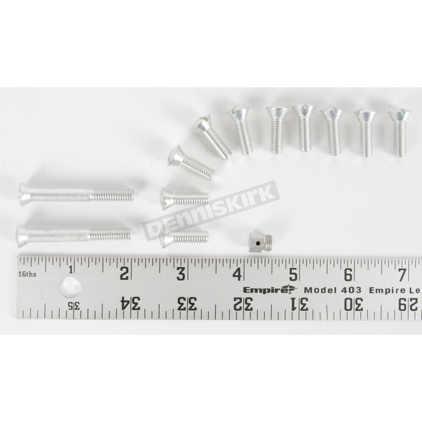 Colony Transmission Top Cover Screw Kit - 9613-13