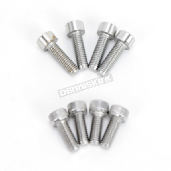 Driven Racing Replacement Screw Set for Clip-On Bars - DCLOSS