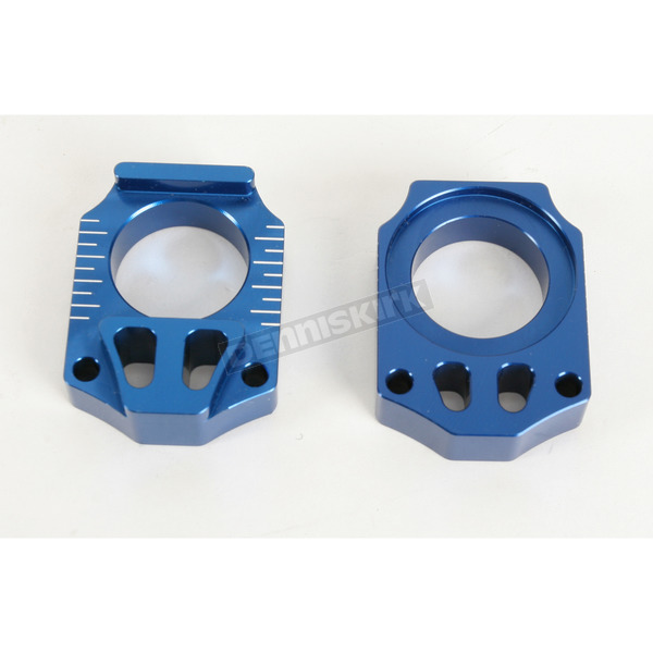 Works Connection Blue Axle Blocks - 17-032
