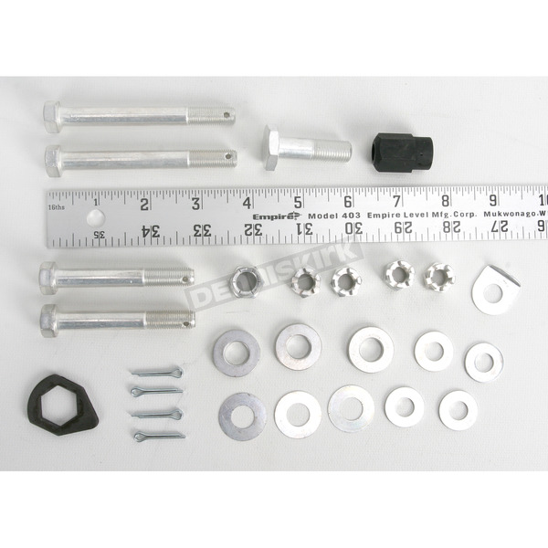 Colony Cadmium Motor Mount Bolt Kit - 8165-19