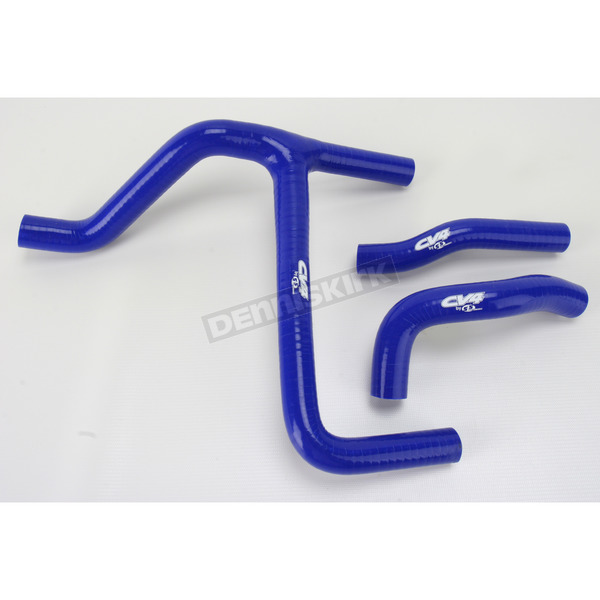 CV4 Blue Performance Radiator Hoses - SFSMBC202B