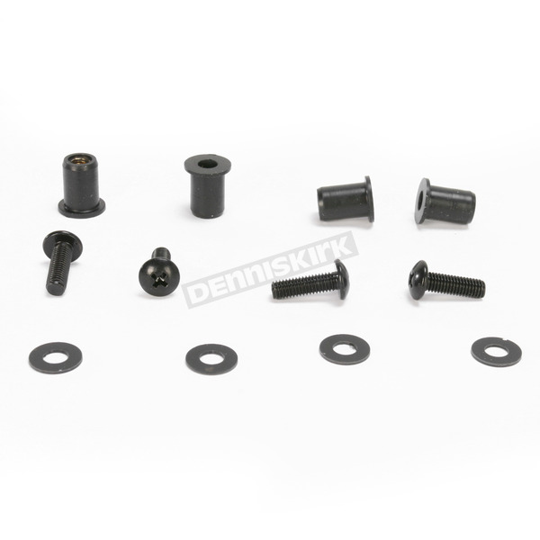 Moto Brackets Windscreen Bolt Kit  - 300609