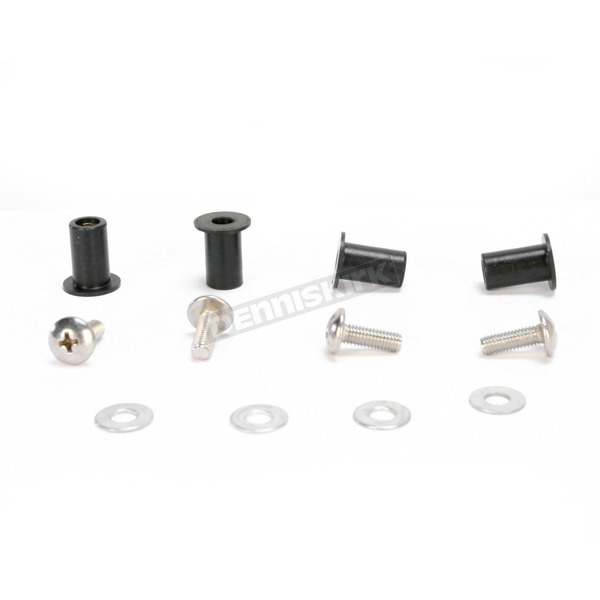 Moto Brackets Windscreen Bolt Kit  - 300705