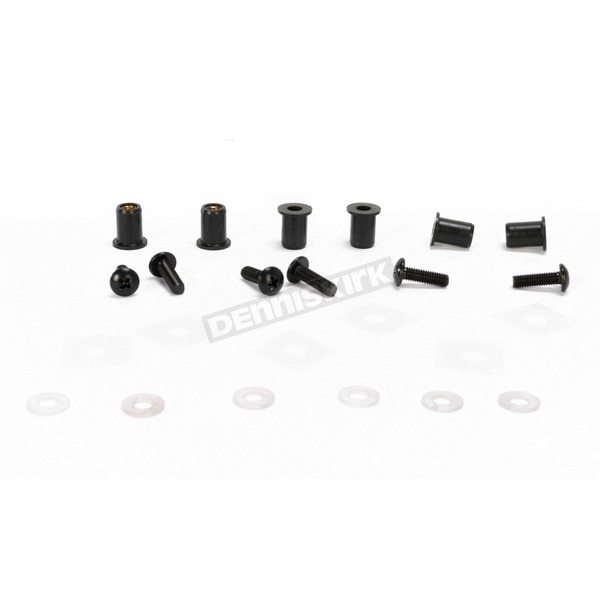 Moto Brackets Windscreen Bolt Kit  - 300805