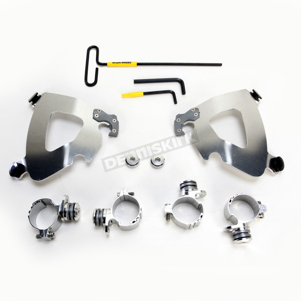 Memphis Shades No-Tool Trigger-Lock Hardware Kits for Gauntlet Fairing - MEK2006