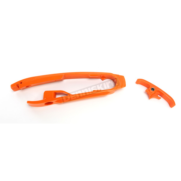 Acerbis Orange Chain Slider - 2462620036