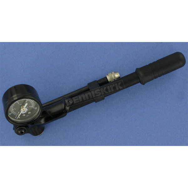 Progressive Suspension Pocket Pump with Air Gauge/0-60 psi - GP3-60