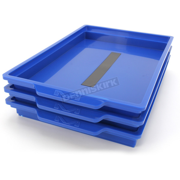 Matrix Concepts Blue M21 Stacking Trays - M21-203