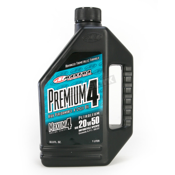 Maxima Maxum-4 20W50 Premium Engine Oil - 35901