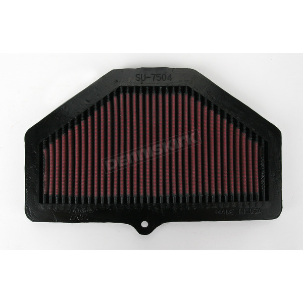 K & N Factory-Style Filter Element - SU-7504