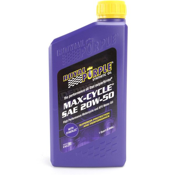 Royal Purple Max Cycle Engine and Multi-Purpose Oil 20W50 - 01316