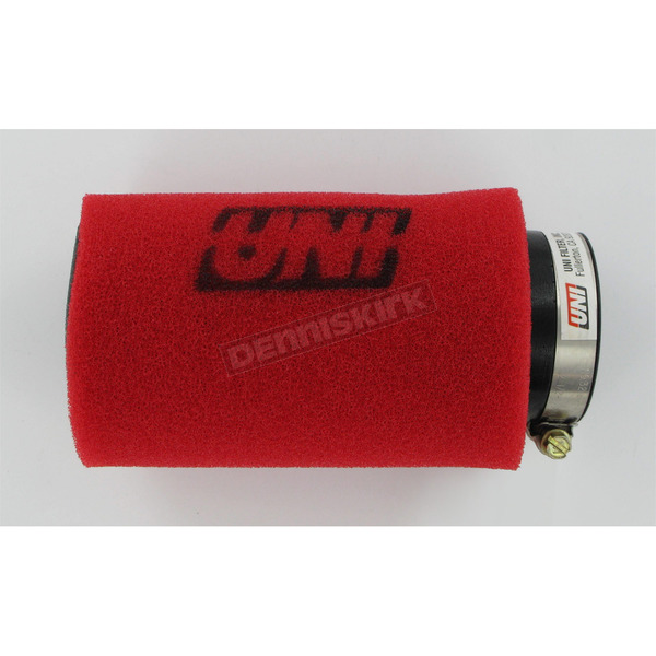 UNI Two-Stage Pod Filter w/Angled Flange - 2 in. I.D. x 6 in. L - UP-6200AST