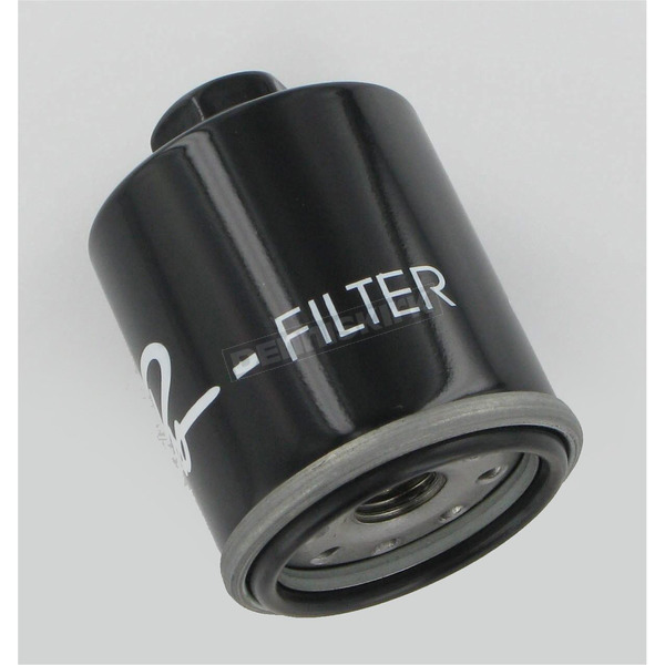 Parts Unlimited Black Oil Filter - 0712-0106