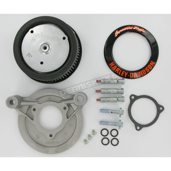 Harley-Davidson Inc Screaming Eagle Stage 1 Air Cleaner Kit - 2926008