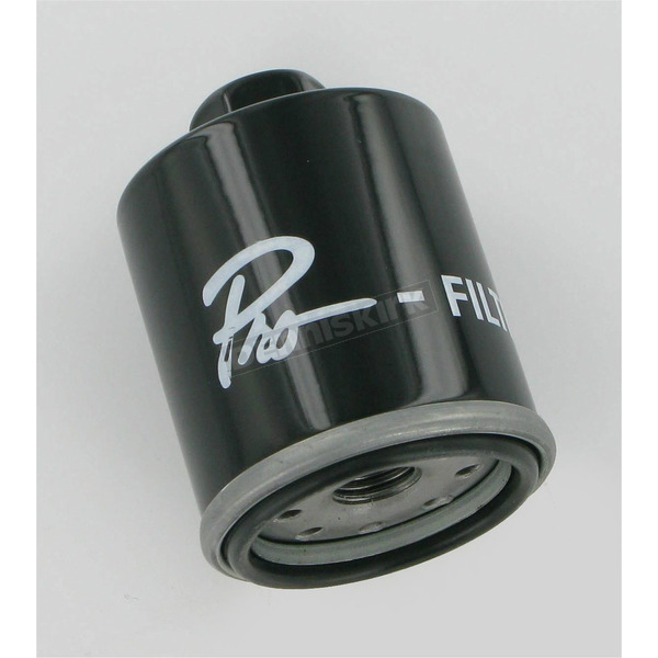 Parts Unlimited Black Oil Filter - 0712-0175