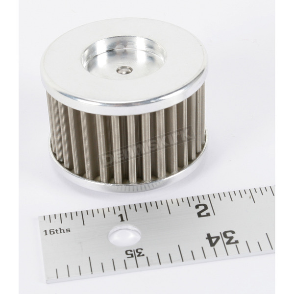 Moose Stainless Steel Oil Filter - 0712-0233