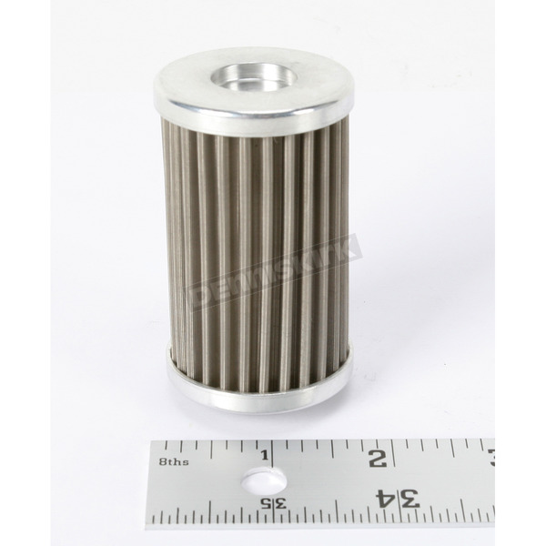 Moose Stainless Steel Oil Filter - 0712-0234