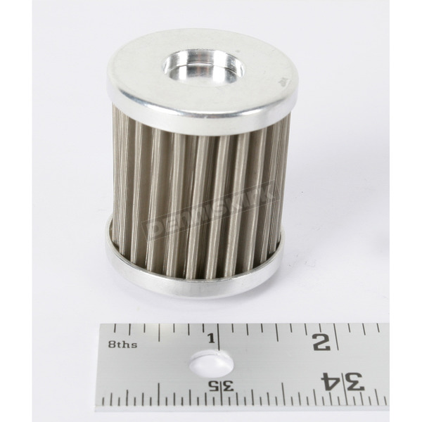 Moose Stainless Steel Oil Filter - 0712-0235