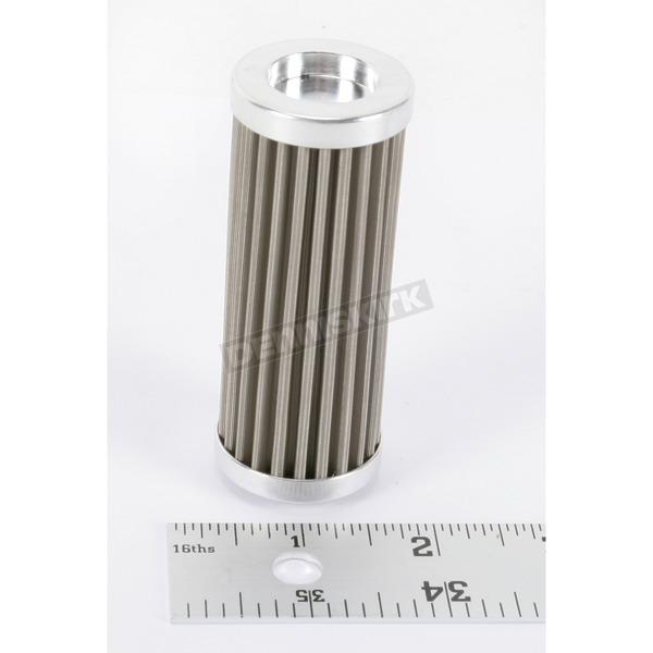 Moose Stainless Steel Oil Filter - 0712-0236