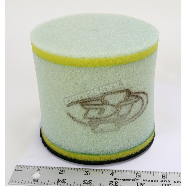 DT 1 Racing Precision Pre-Oiled Air Filter - DT1-3-70-15-P