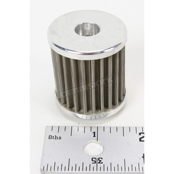 DT 1 Racing Stainless Steel Oil Filter - DT1-DT-09-40S